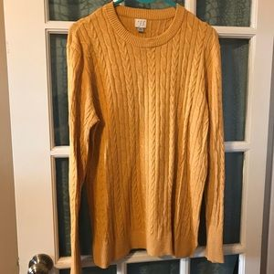 A new day cable knit sweater